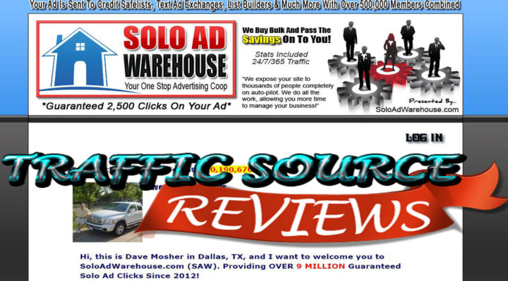Solo Ad Warehouse Review