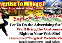 Advertise To Millions
